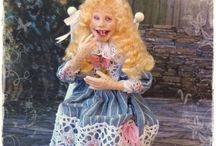 The Smiling Princes Collection / Mischievious little girls in 1/12 scale