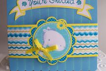 Baby Shower - Ryder / This is one of the project I did with my new Silhouette Cameo Machine. Love it. So many possibilities.