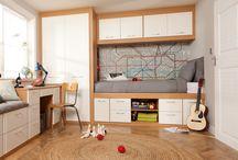 Children's bedroom / Bed