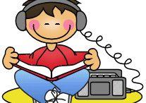 School - Workstation - Listening Center