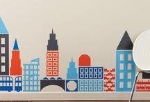 Design a room for kids / Interior design, playroom, children's bedroom, kidscorners, babyroom, indoor playground