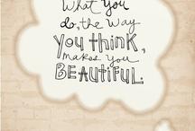 quotes I love / by Stephanie Linn