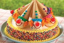 creative birthday cakes for kids