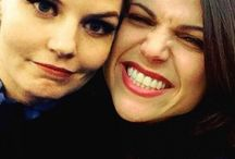 I will go down with this ship / Swanqueen, olicity, rizzles, fitzsimmons,