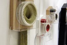 machines for knitting, accessories, online manuals / for creating knits with other than 2 needles / by Alessandrina