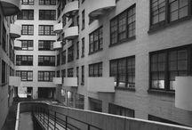 RM 1970 Westbeth Artists' Housing, NY / RICHARD MEIER