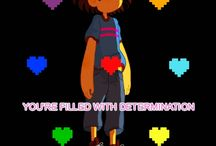 Undertale / Every single Undertale thing imaginable.