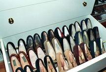 I Need More Shoe Storage! / by Delanie Collings