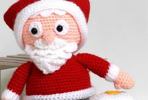 Hækle opskrift jul