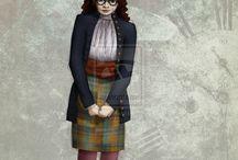 Literary Ladies: Meg Murray