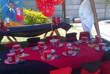 Pirates theme / Kids Themed Parties