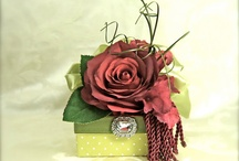 Gift Card Boxes / by Wrapsody & Ink
