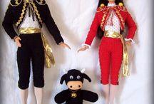 Barbie folklore, pays