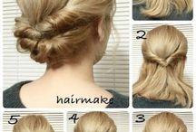 krátke vlasy - účesy