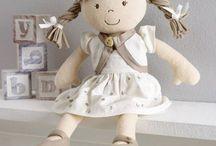 Stuffed Dolls