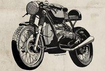 Tattoo motos