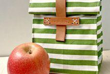Nähen / Lunchbox