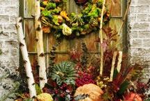Decorating - Fall