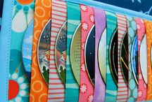 porta cd de tecido