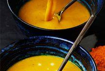 recettes de soupes / potages