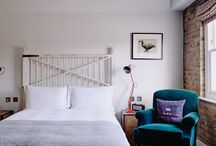 Projects - Hotels / A collection of Hotel projects featuring Anglepoise® lamps.