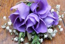 Buttonholes and Corsages / All items are created and designed by myself