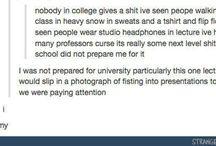 University/College prep