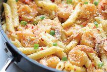Shrimp Recipes / Tasty shrimp recipes