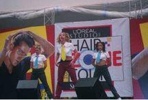 1998. Brit promotion