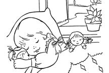 Coloring Pages / by sandra allen
