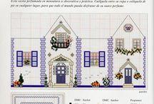 PX MAISONS  3D / POINT DE CROIX