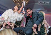Wedding Receptions / Wedding receptions, parties and dancing