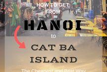 cat ba islands