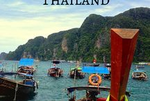 Thailand honeymoon / Ideas of places to visit and things to do on honeymoon in Thailand in December 2016 / January 2017