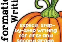 Sensational Second Grade / second grade ideas