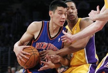 Linsanity / Why shouldn't #Linsanity be dominating Pinterest as well?
