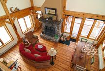 Star Mountain Ranch - Ohio Creek Valley - Gunnison / Posts and Beams