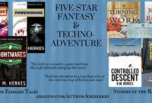 Books to Catch the Eye / Advertisements and Covers