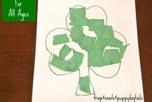 Preschool Theme - St. Patrick's Day / St. Patrick's Day