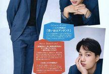 EXO KAI for Hanryu Pia February 2018