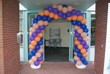 Ballondecoraties feest