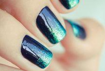 Sea & Marine Manicure Style / Morski manicure