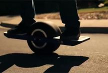 Onewheel / Sıradışı bir kaykay olan Onewheel 20 dakikalık şarjla 6,5-7 km yolculuğa izin veriyor. Maksimum hızıysa 19 km