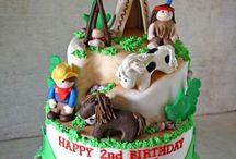 Little Boys Cakes