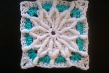 Crochet Squares / by Tiffany Franklin