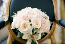 WEDDING PALLETTE | Navy, Pink & Gold