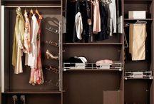 шкафы-гардеробы