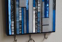 mosaic keyholder