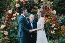 ślub/wesele w plenerze