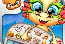 123 Kids Fun Dragon Piano / #piano #dragon #kids #play #fun #apps #games